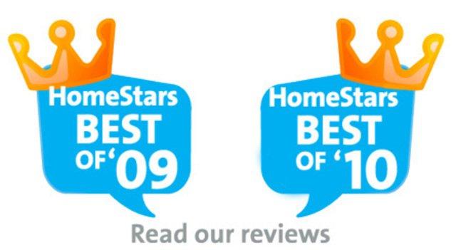 HomeStars HomeStars BEST OF '10 BEST OF 09 Read our reviews